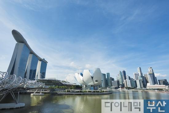 싱가포르 전경