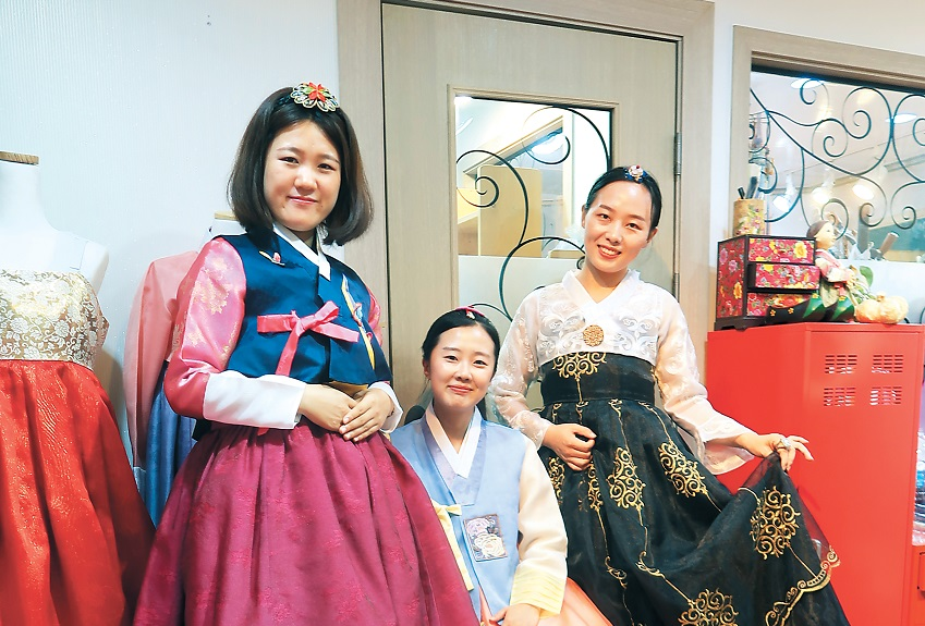 Korean culture brings Chinese citizen to Busan