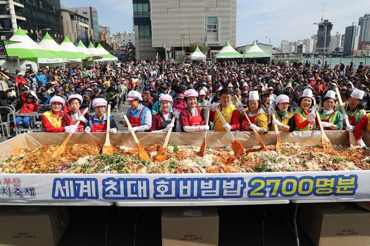 秋は釜山の地域祭りに行ってみよう