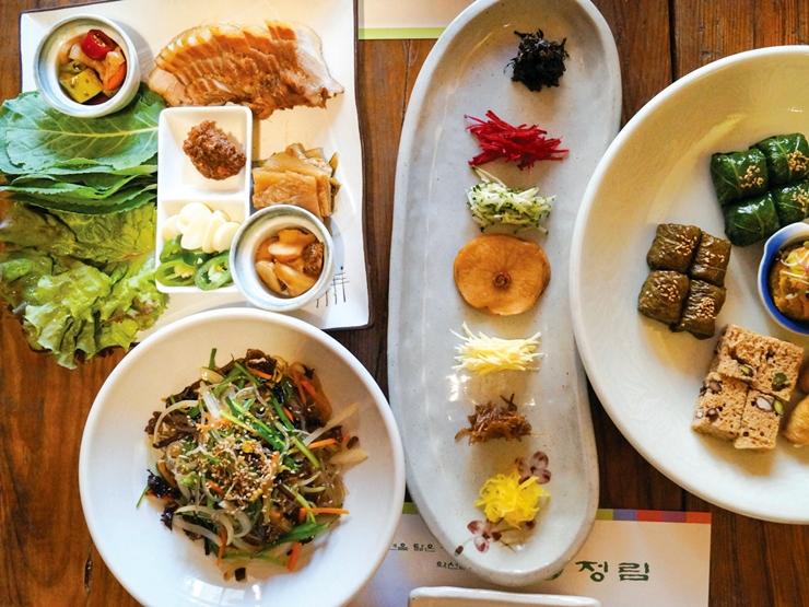 食材健康,色香味俱全,让你胃口大开的韩餐料理