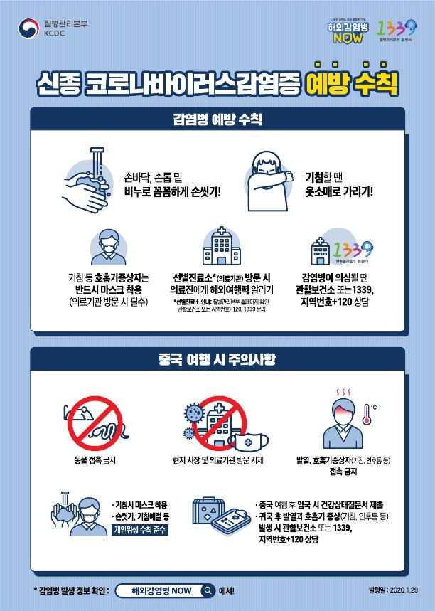 0129 신종 코로나바이러스감염증 예방수칙(B)_국문_1