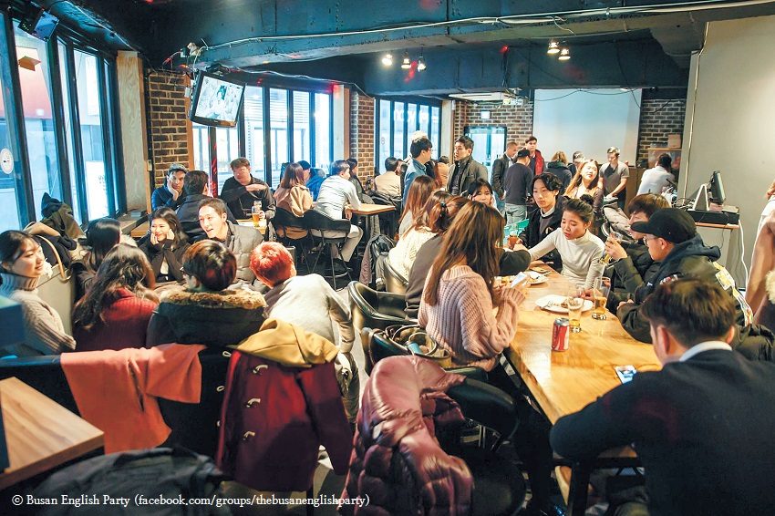 Expat continues to organize international meetups