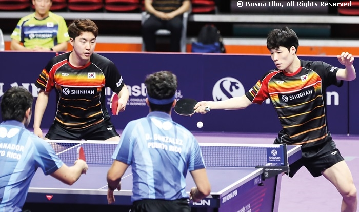 Busan ready to host big table tennis tourney