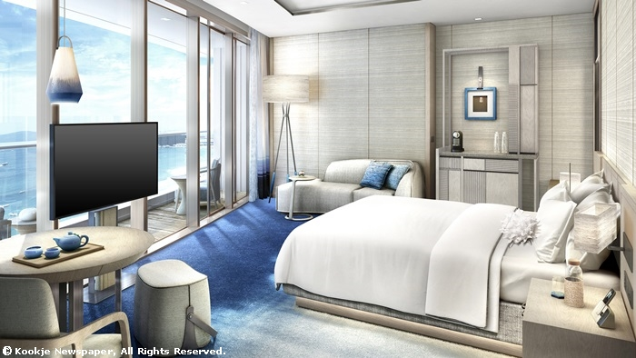 New Haeundae hotels will be summer highlights