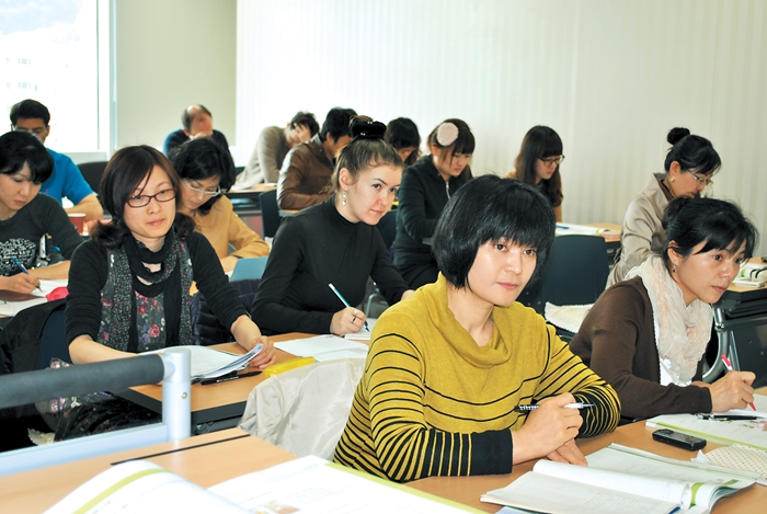 Applications open for Busan Global Center  Korean classes