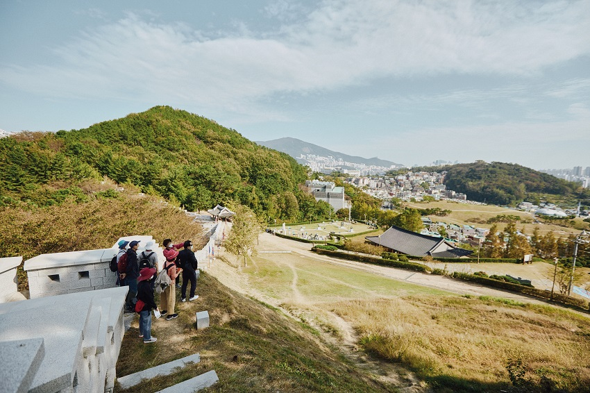 Historical fortress keeps Busan's story safe
