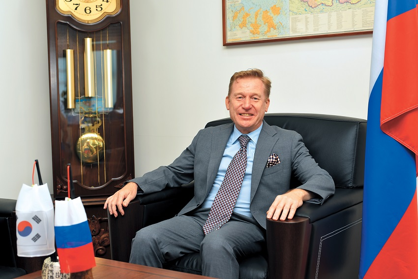 Russian Consul applauds cooperation between cities