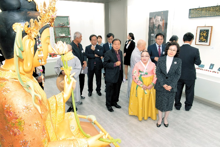 Traditional arts revived with new center