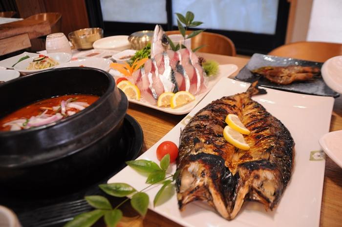 刺し身から焼き魚、どんぶりまで…釜山のサバを食べつくそう!
