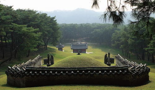 조선 왕릉 [Royal Tombs of the Joseon Dynasty]